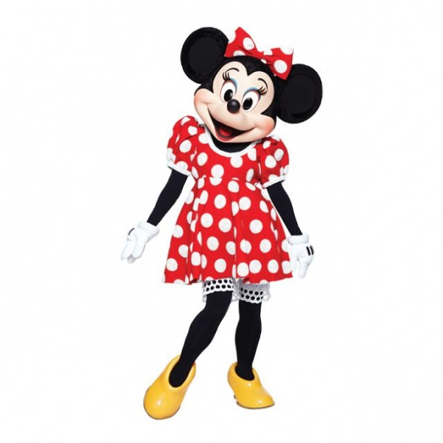 Love Magazine Minnie Mouse