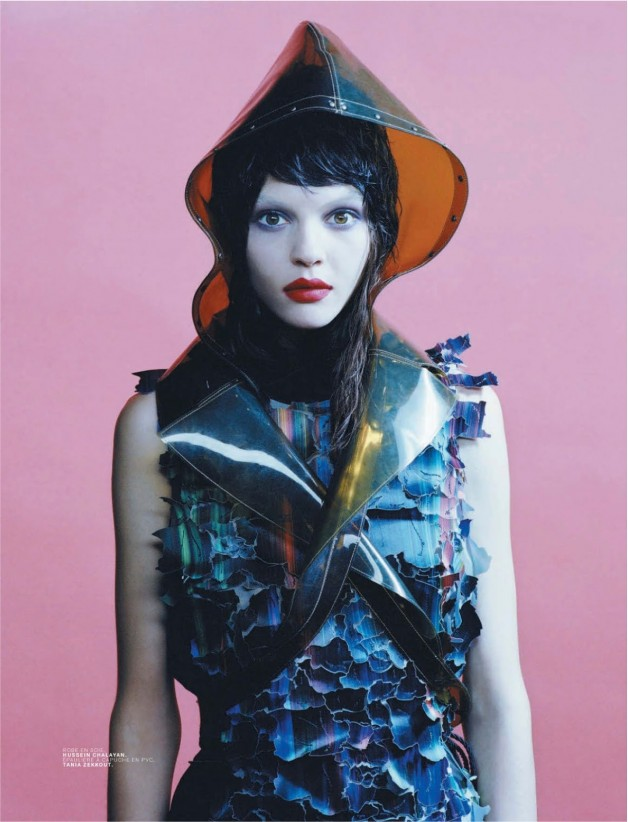 Black Candy by Emma Picq For Jalouse 9