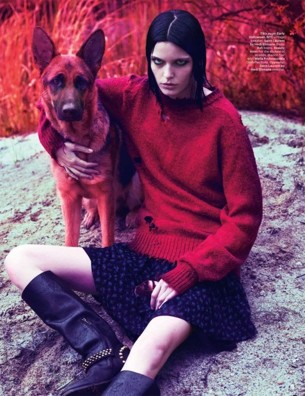 Come As You Are by Mert & Marcus W Magazine 10