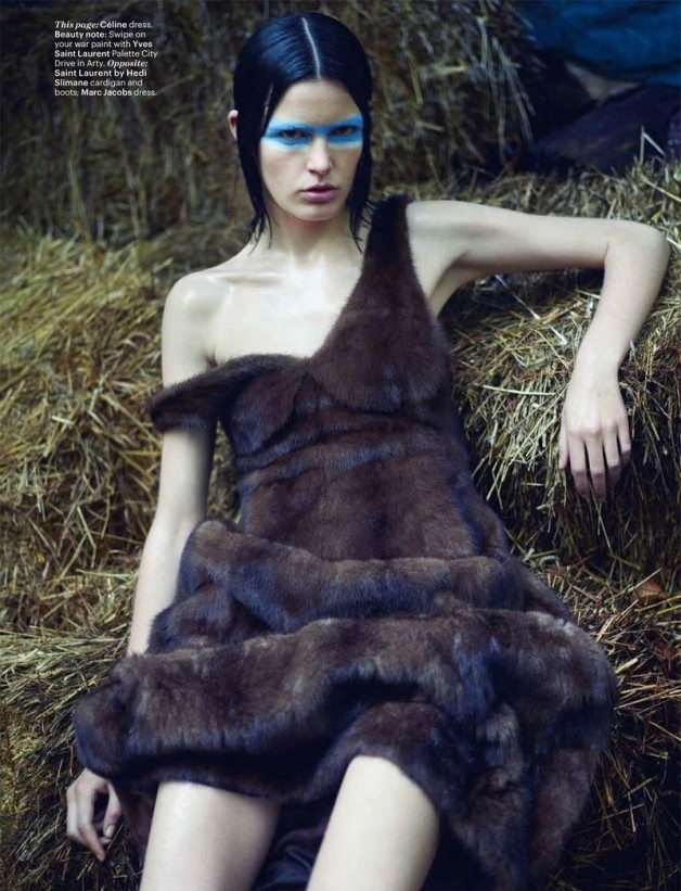 Come As You Are by Mert & Marcus W Magazine 4
