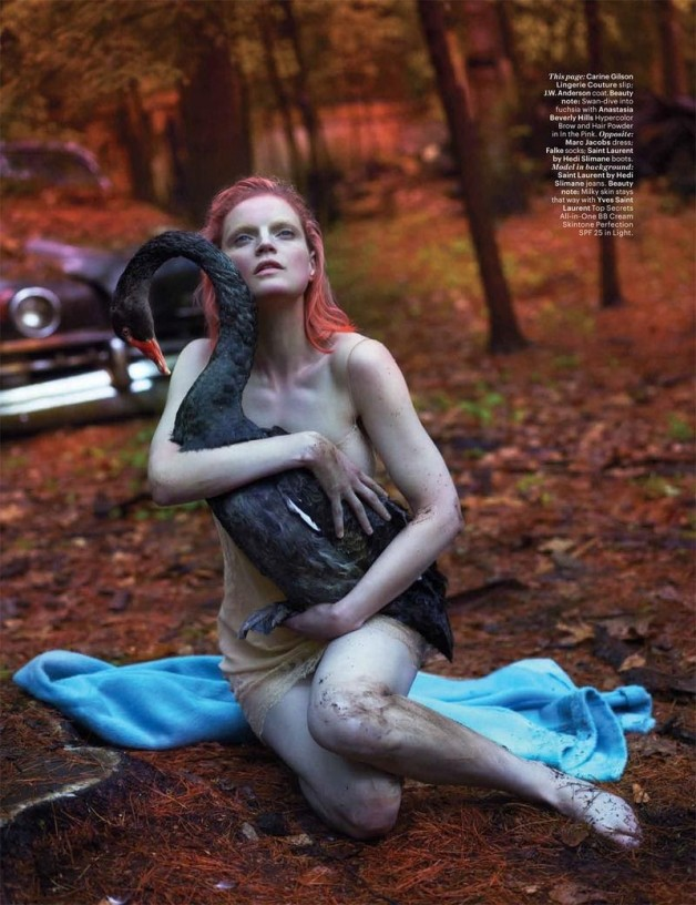 Come As You Are by Mert & Marcus W Magazine 6