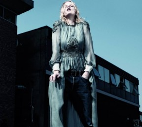Guinevere van Seenus by Willy Vanderperre for V Magazine 10
