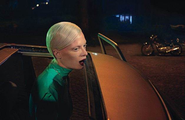 Love in All the Wrong Places by Steven Klein for W Magazine 7
