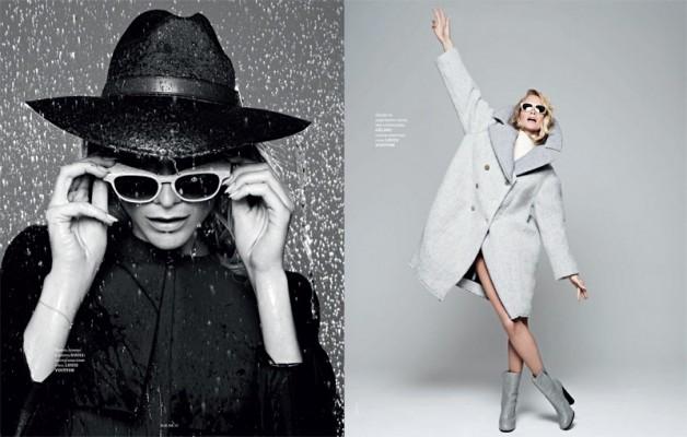 Poppy Delevingne by Rankin for Elle Ukraine 4