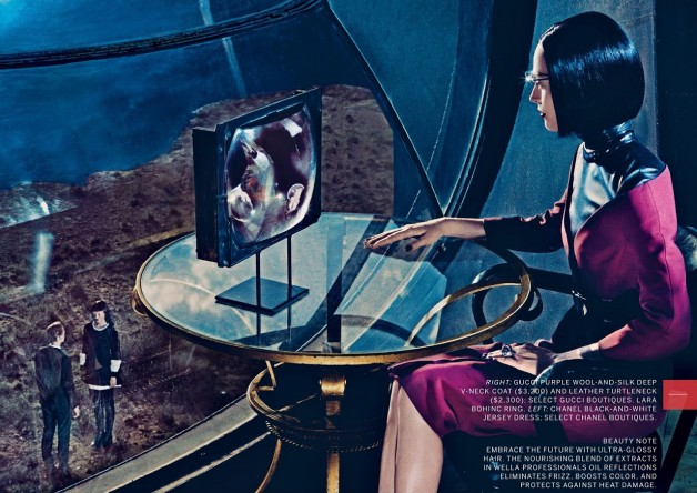 The Final Frontier by Steven Klein for Vogue 5