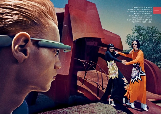 The Final Frontier by Steven Klein for Vogue 6