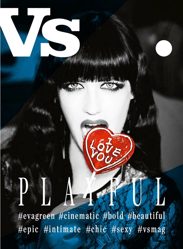Vs. Magazine Cover by Ellen von Unwerth FW 2013 4