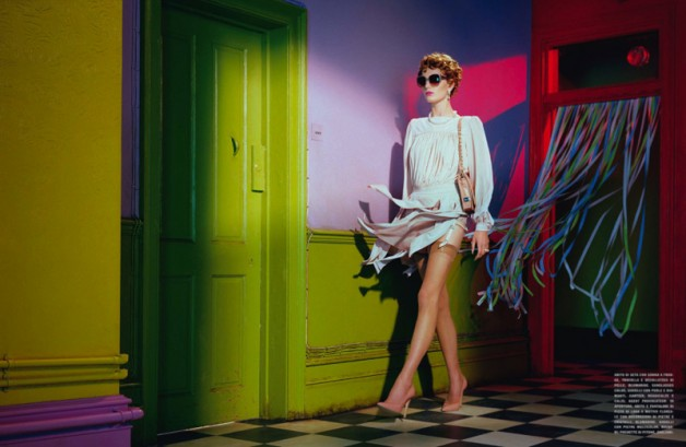 anmari botha by miles aldridge vogue italia 2