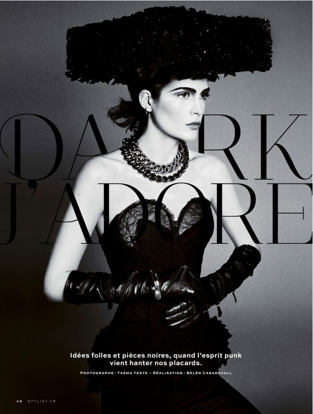Dark JAdore by Txema Yeste Stylist France 16