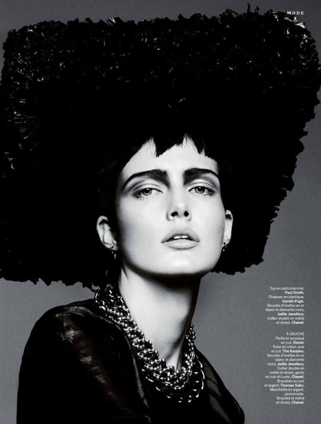 Dark JAdore by Txema Yeste Stylist France 24