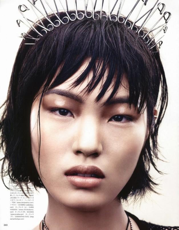David Slijper For Vogue Japan Beauty November 2013 4