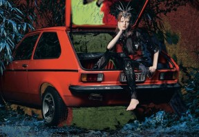 Lindsey Wixson By Pierre Debusschere For Dazed & Confused 13