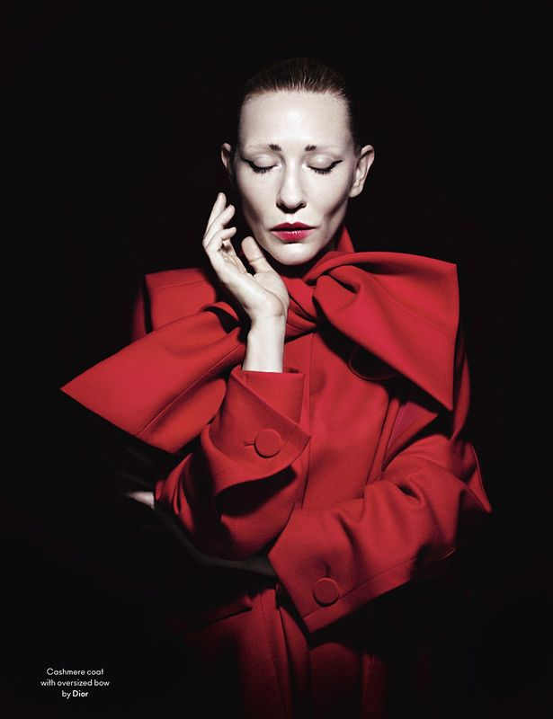 cate blanchett by willy vanderperre another magazine 5