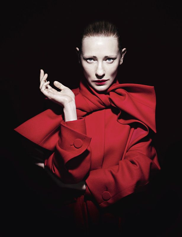 cate blanchett by willy vanderperre another magazine 6