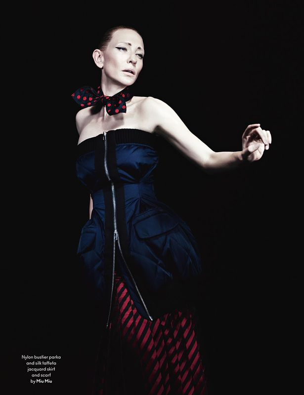 cate blanchett by willy vanderperre another magazine 7
