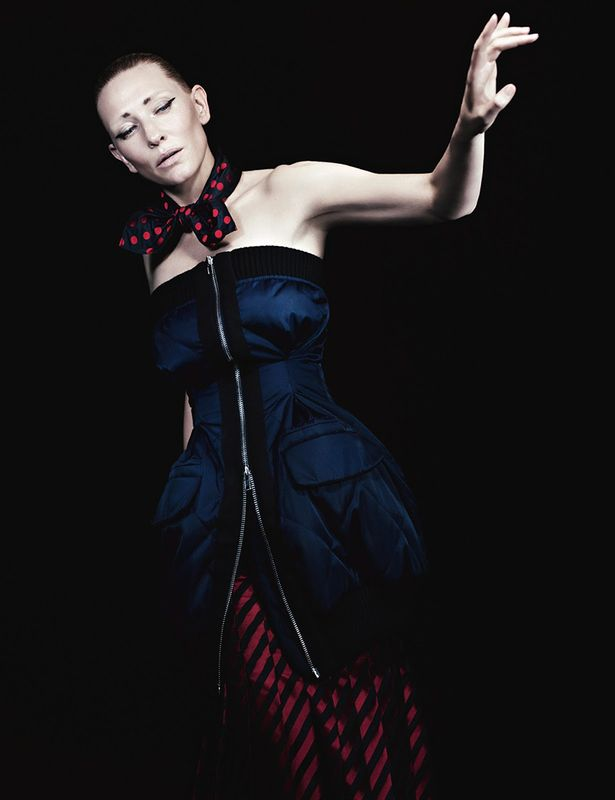 cate blanchett by willy vanderperre another magazine 8