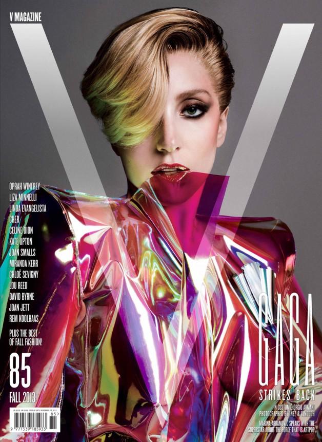 lady gaga V Magazine Fall 2013