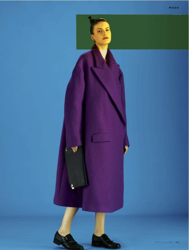 Anastassia Rottie by Johan Sandberg for Stylist France 2