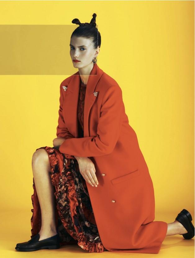 Anastassia Rottie by Johan Sandberg for Stylist France 3