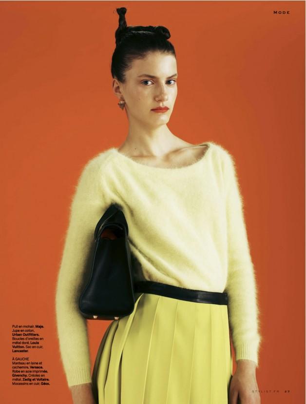 Anastassia Rottie by Johan Sandberg for Stylist France 4