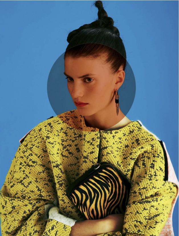 Anastassia Rottie by Johan Sandberg for Stylist France 5