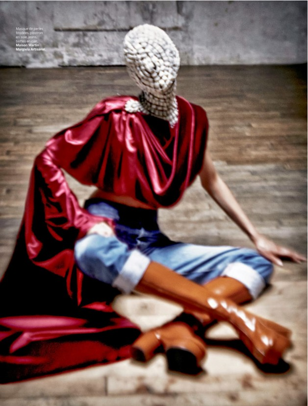 Carolina Thaler by David Dunan Stylist France 1