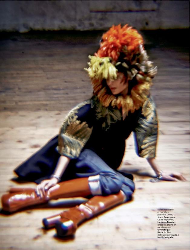 Carolina Thaler by David Dunan Stylist France 6