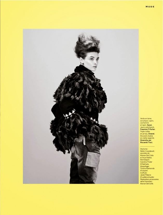 Carolina Thaler by David Dunan Stylist France 7