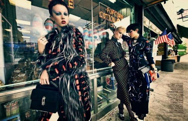 'Chic Shine Punk' Sebastian Kim Vogue Russia 3