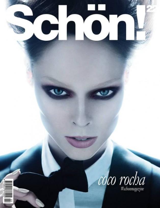 Coco Rocha Schon Cover