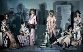 'Disturbia' by Jeff Bark for Dazed & Confused 7