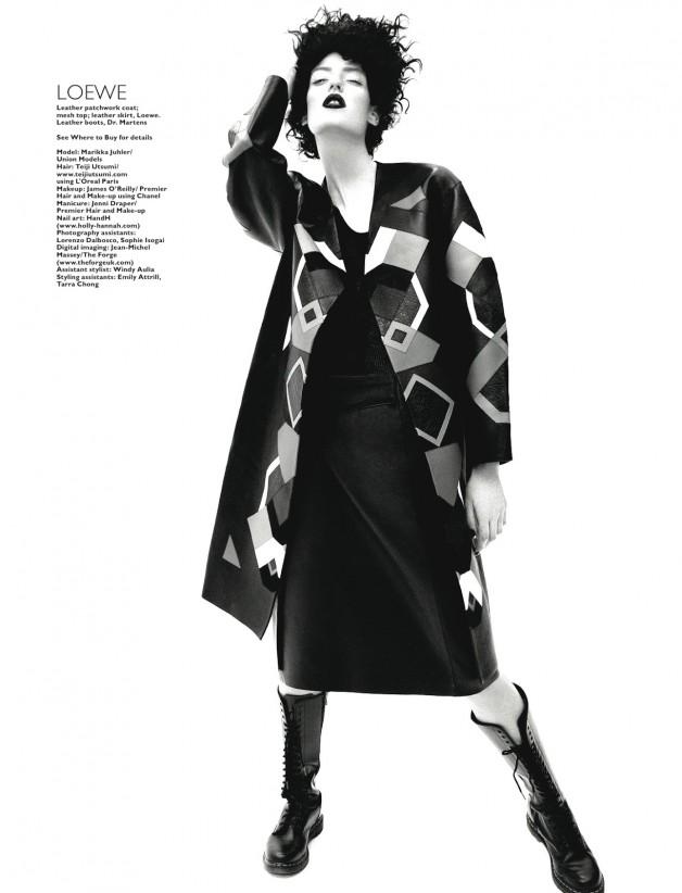 Marikka Juhler By Mari Sarai For Harper's Bazaar Singapore 14
