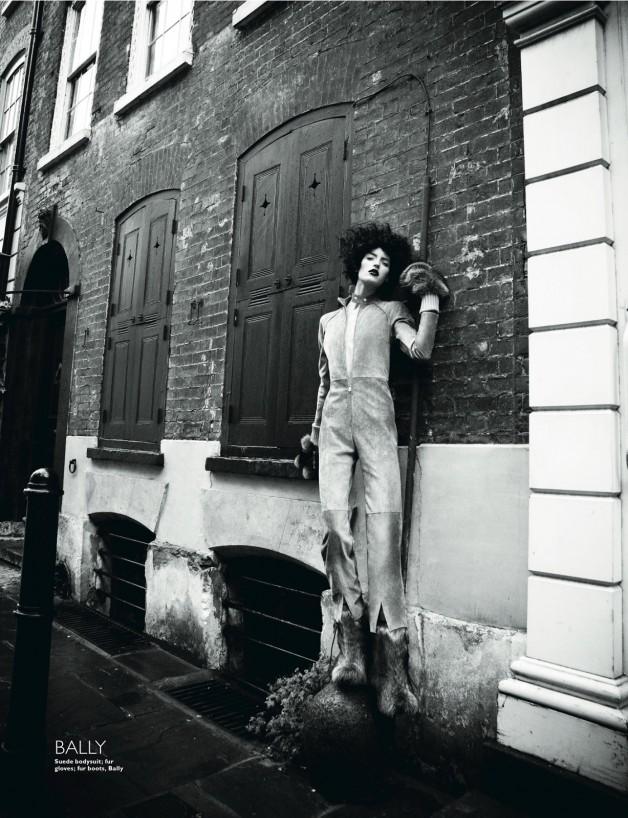 Marikka Juhler By Mari Sarai For Harper's Bazaar Singapore 4
