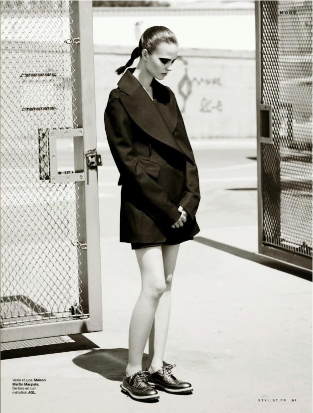 Marta Dyks By Johan Sandberg For Stylist France 10