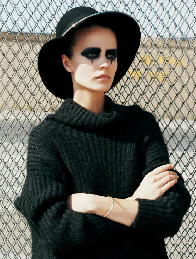 Marta Dyks By Johan Sandberg For Stylist France 13