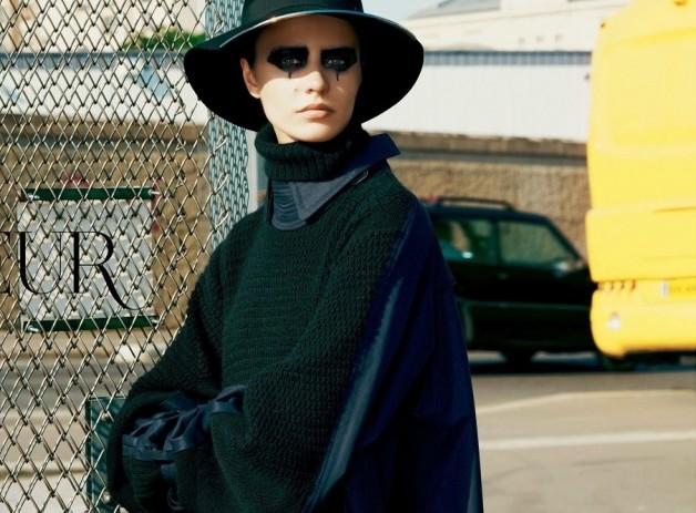 Marta Dyks By Johan Sandberg For Stylist France 2