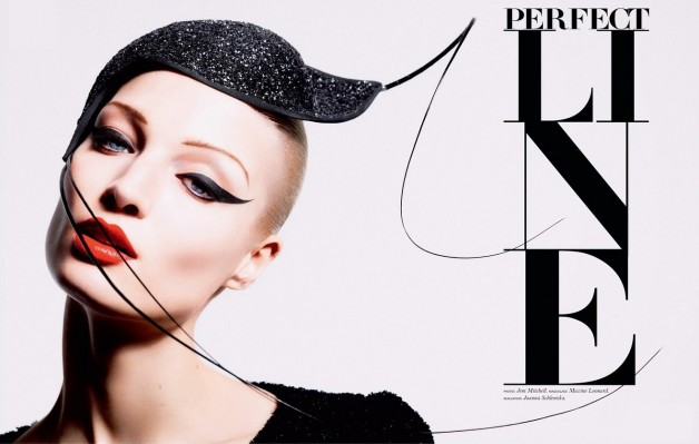 Melissa Tammerijn in Perfect Line by Jem Mitchell Mixte beauty