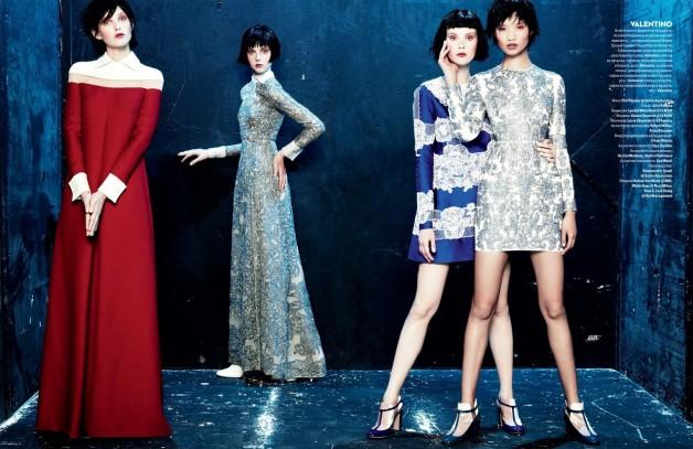 Phil Poynter For Vogue Ukraine 3