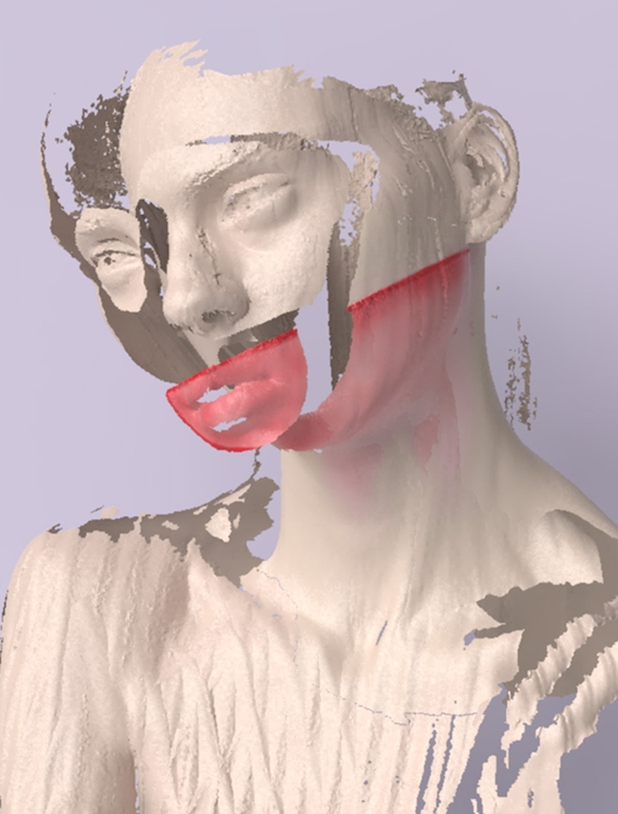 Agnes Sokolowska by Daniel Sannwald 'Fade to Grey' Interview Germany 1