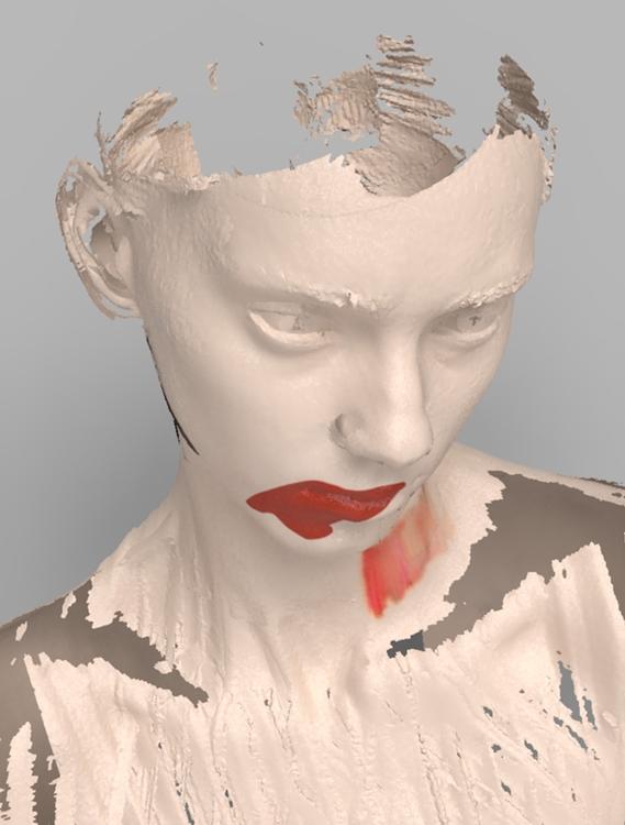 Agnes Sokolowska by Daniel Sannwald 'Fade to Grey' Interview Germany