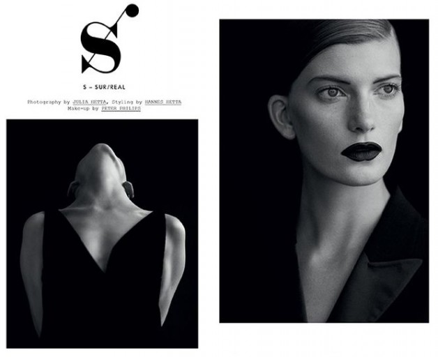 'Sur Real' by Julia Hetta for Double Magazine 4