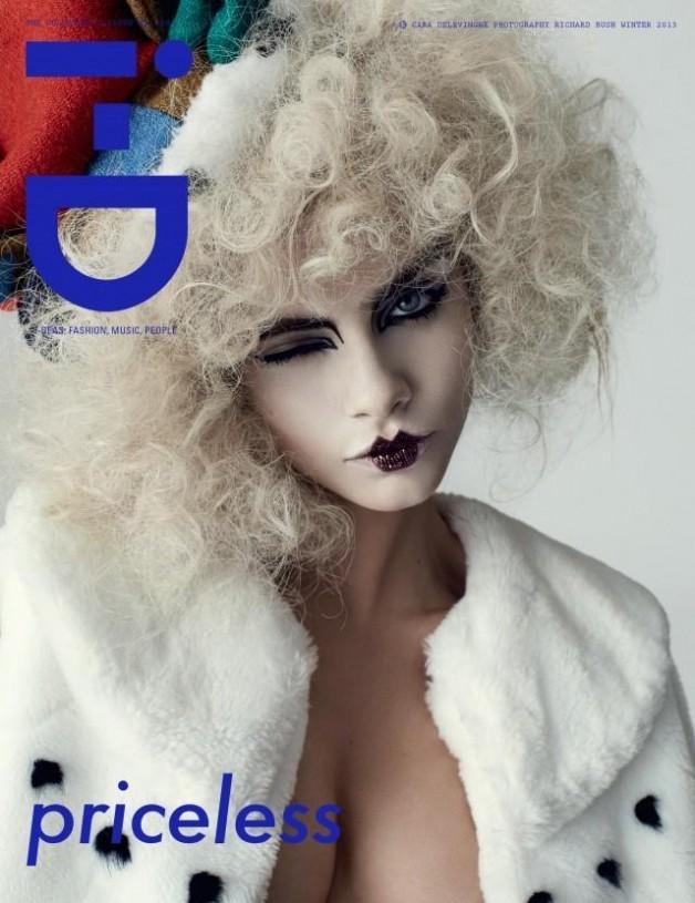 cara d id magazine