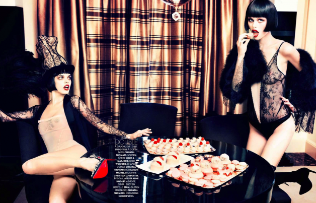 Ellen Von Unwerth For Madame Figaro 3