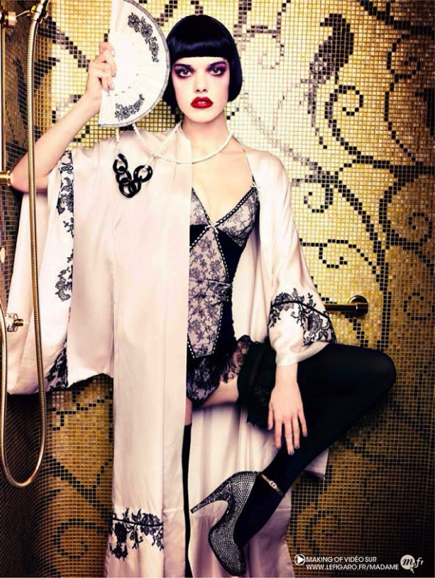 Ellen Von Unwerth For Madame Figaro 4