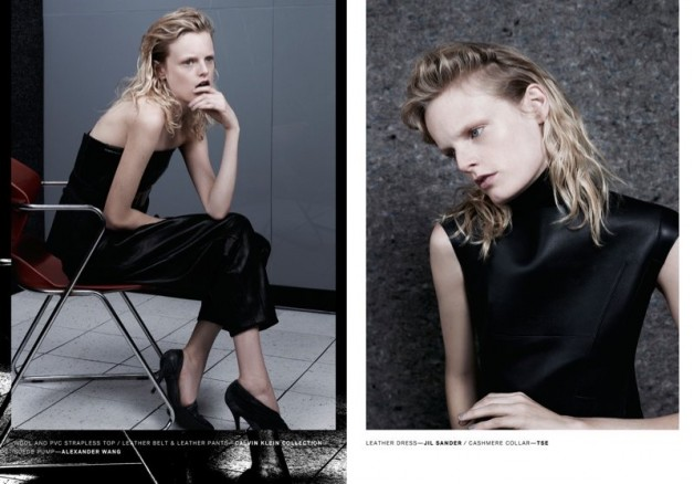 Hanne Gaby Odiele Poses for Lurve Magazine #8 1