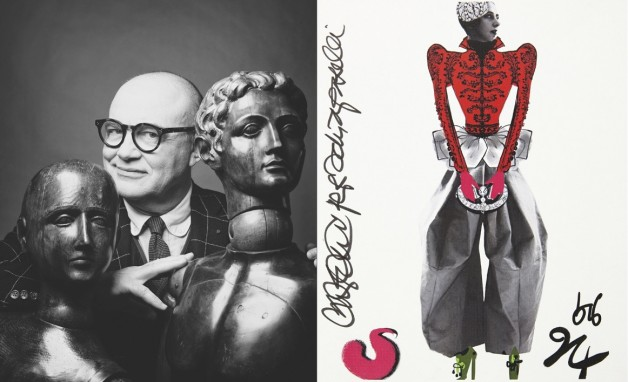 Christian Lacroix for Odda