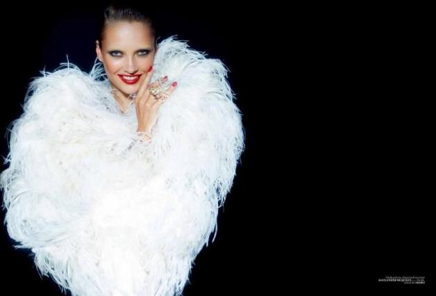 karmen pedaru disco queen vogue turkey 2