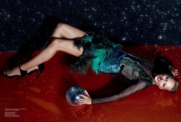 karmen pedaru disco queen vogue turkey 4