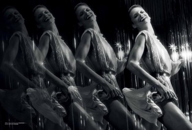 karmen pedaru disco queen vogue turkey december 2013