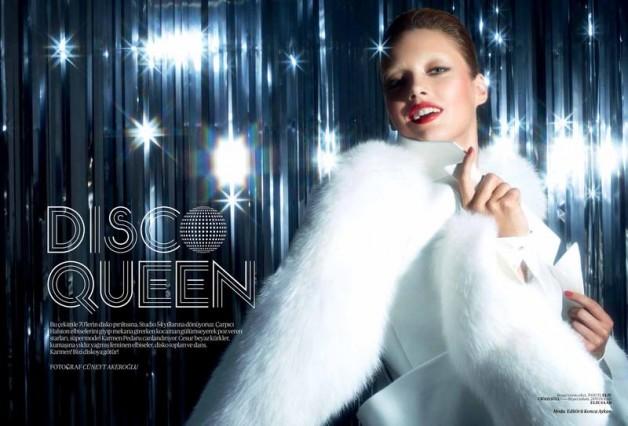 karmen pedaru disco queen vogue turkey feature